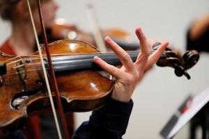 violon © Marion Gravand