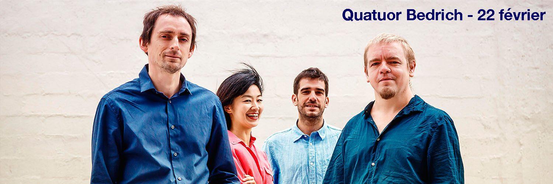 slider Quatuor Bedrich